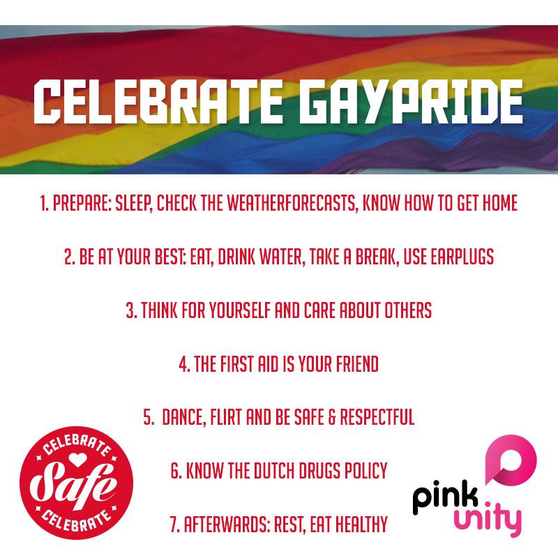 7 tips Gaypride