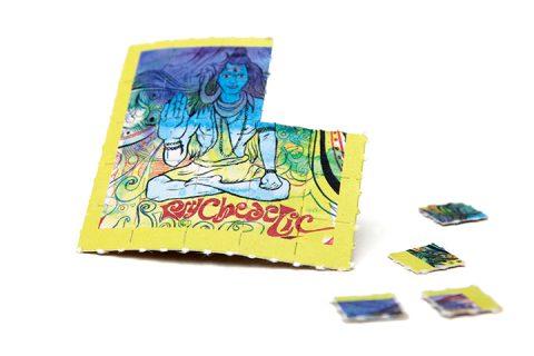LSD papertrip trippen acid