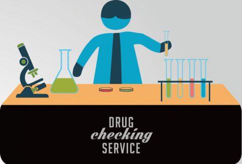 testservice drugs xtc cocaïne speed testen