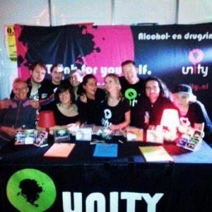 Unity Awakenings peers