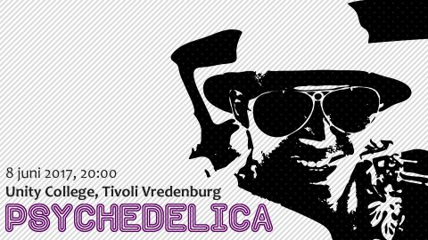 Unity College Psychedelica Drugs LSD Paddo's Truffels Talk 2CB