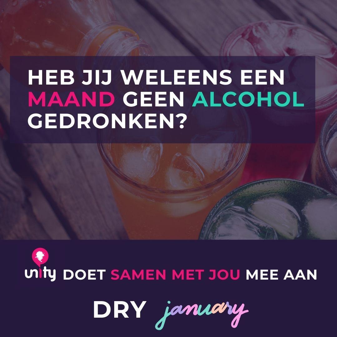 Droog het nieuwe jaar in!