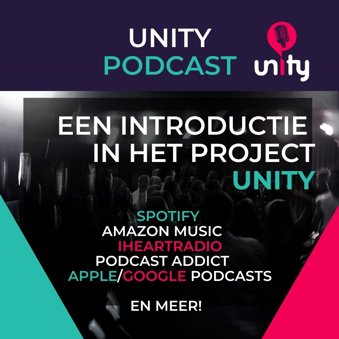 Unity podcast: introductie in het project Unity