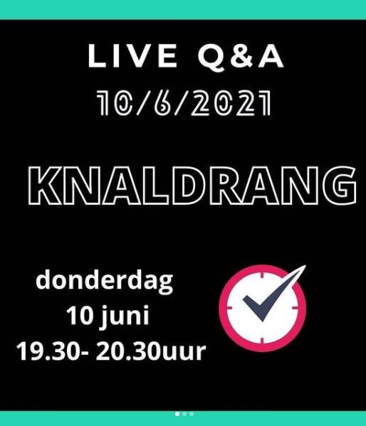 Live Q&A: KNALDRANG!